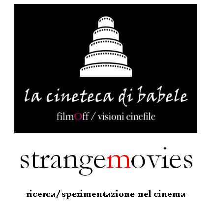 logo strange