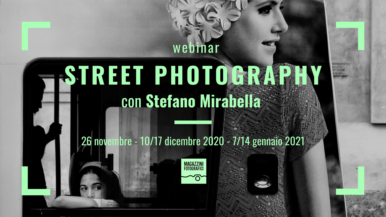 webinar street photography stefano mirabella