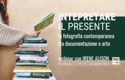 WEBINAR FOTOGRAFIA CONTEMPORANEA – INTERPRETARE IL PRESENTE: TRA DOCUMENTAZIONE E ARTE