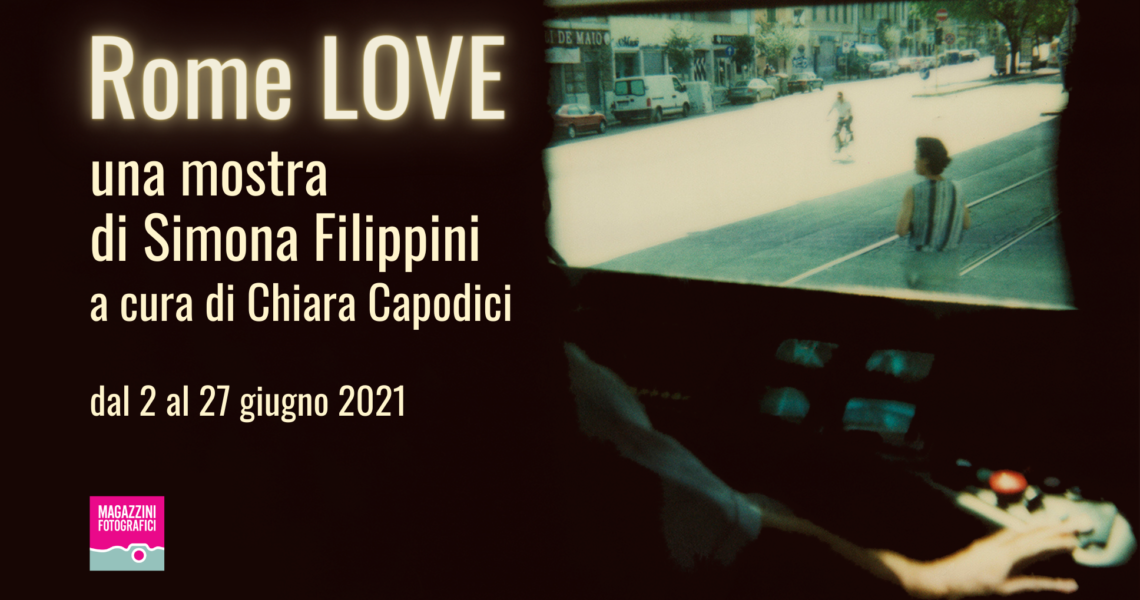 Simona Filippini Rome Love