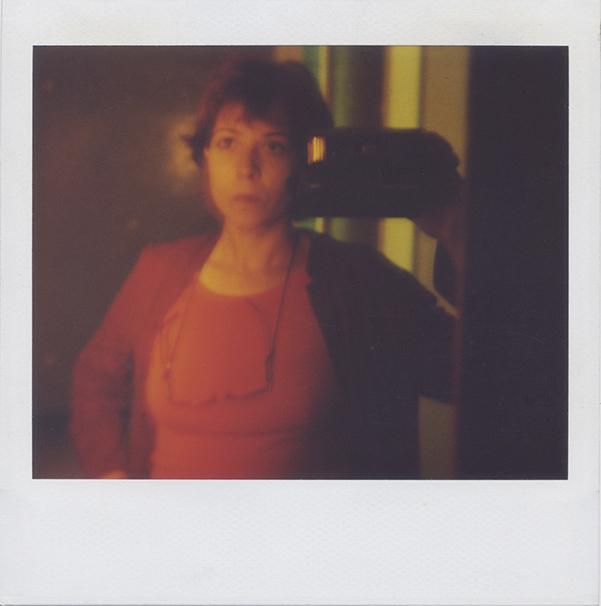Autoritratto_2©Simona Filippini, Parigi 2000