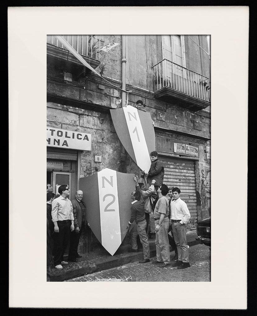 Napoli di Sergio Siano