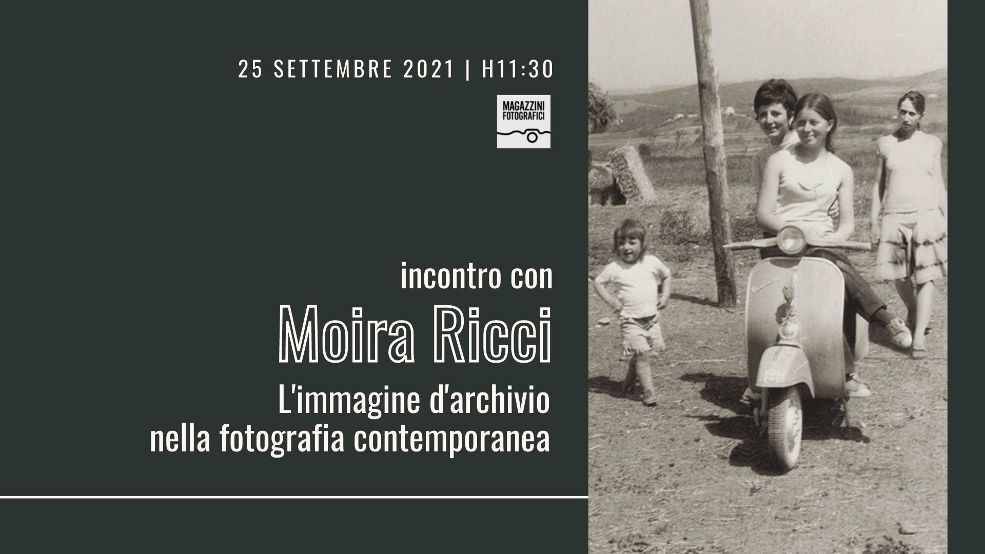 Moira Ricci_incontro